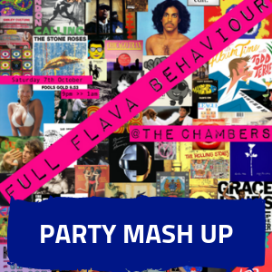 PARTY MASH UP MIXES